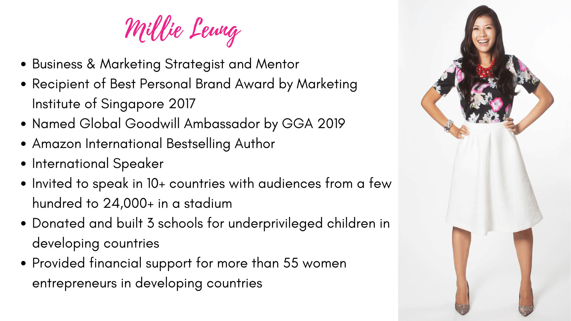 Millie Leung credibility flyer3